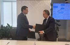 Глеб Никитин и Виталий Мутко подписали меморандум об использовании инфраструктурных облигаций