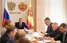 Михаил Игнатьев принял участие в заседании президиума Совета по стратегическому развитию и национальным проектам