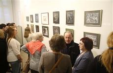 Самарский художественный музей выставил графику Станислава Федорова