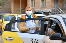 В Самаре таксисты начали бесплатно возить врачей к пациентам