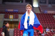 Самарский борец Максим Скуратов взял золото первенства мира по греко-римской борьбе