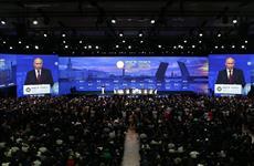 Владимир Путин оценил динамику Пермского края в Нацрейтинге