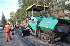 Ремонт самарских дорог по федеральной программе находится в завершающей стадии