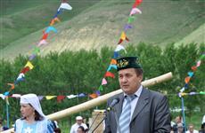 С 25-летием района камышлинцев поздравляет председатель национально-культурной автономии татар Самары Рифкат Хузин