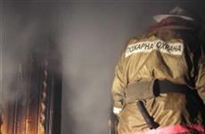Мужчина погиб при пожаре на ул. Гвардейской в Самаре