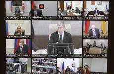Ульяновская область представила Дмитрию Чернышенко проекты социально-экономического развития