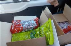 В Самару пытались незаконно провезти конфеты фабрики Roshen