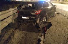 При массовом ДТП на М-5 в Жигулевске пострадал маленький ребенок