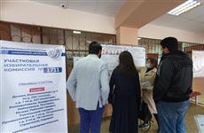 Международные эксперты посетили избирательные участки в Самарской области