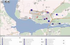 Мэрия Тольятти запустила онлайн-карту уборки дорог