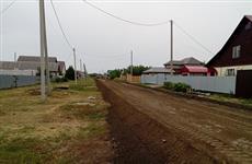 В Соль-Илецке впервые идет масштабная реконструкция дорог к территории курорта
