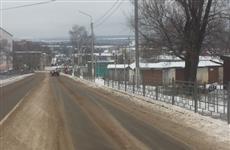 В Похвистневе демонтировали лишние дорожные знаки