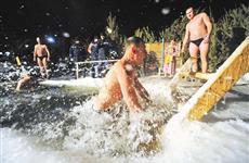 В Чувашии на Крещение будет обустроено 116 мест для купания