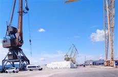 В порту Тольятти открылся универсальный складской комплекс для хранения и перевалки продукции