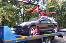 В Самаре арестовали Porsche Cayenne жительницы Саратова, накопившей 135 тыс. руб. штрафов