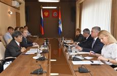 Представитель посольства Японии в России посетил Самарскую область
