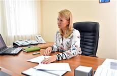 Глава департамента торгов получила статус зампреда правительства