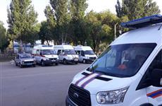 Из-за аварии на газопроводе из с. Верхняя Подстепновка эвакуируют более 1500 человек