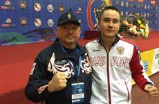 Тольяттинец Кирилл Кузнецов выиграл бронзу чемпионата России по каратэ