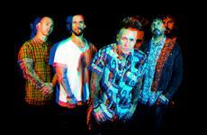 Американские рокеры Papa Roach дадут концерт в Самаре