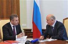 Николай Меркушкин и Павел Астахов обсудили меры по поддержке детей