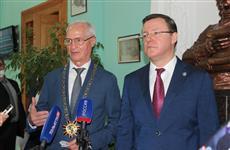 Николай Ренц вступил в должность мэра Тольятти