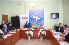 В Доме журналиста обсудили благоустройство сквера им. Фадеева и установку памятника Дмитрию Козлову