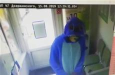 В Тольятти задержали братьев, грабивших АЗС в костюме Стича