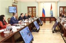 Дмитрий Азаров провел встречу с делегацией Швейцарии