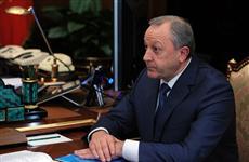 Валерий Радаев принимает участие в 24-м Петербургском международном экономическом форуме