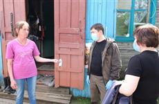 """Дмитрий Махонин о последствиях паводка: """"Мы должны оказать помощь всем, кому она нужна"""""""
