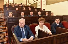 Сенатор Сергей Мартынов отметил тренд на развитие экономики Марий Эл