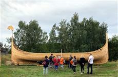 """В """"Богатырской Слободе"""" пройдет пресс-тур, посвященный традициям деревянного судостроения Древней Руси"""