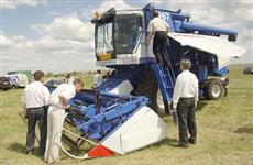 В прошлом году аграрии Оренбуржья приобрели сельхозтехнику на 3,13 млрд рублей