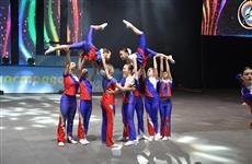 Самарские команды выступят вфинале Гимнастрады