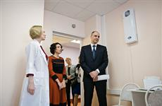 """Денис Паслер: """"Участие в нацпроектах позволяет Оренбуржью серьезно повысить качество и доступность здравоохранения"""""""