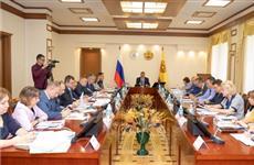 Михаил Игнатьев провел заседание Комиссии по координации работы по противодействию коррупции