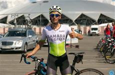 Сергей Николаев завоевал бронзу чемпионата России по маунтинбайку