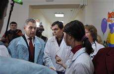 Павел Астахов посетил больницу им. Семашко