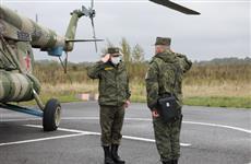 Командующий войсками ЦВО прибыл в Поволжье с проверкой общевойсковой армии