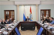 Дмитрий Азаров провел совещание по приоритетным проектам региона
