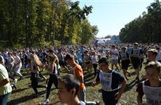 """В """"Кроссе Наций"""" участвовало более 15 тыс. жителей региона"""