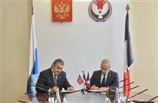 """Почта Банк и правительство Удмуртии подписали """"дорожную карту"""" по реализации соглашения о сотрудничестве"""