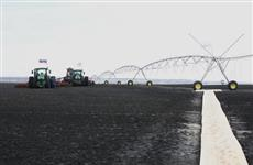 Инвестпроект по строительству системы искусственного орошения полей в интерактивном режиме запустят в Ульяновской области