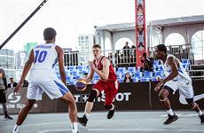 "Форвард БК ""Самара"" сыграет на Кубке Европы по баскетболу 3×3"
