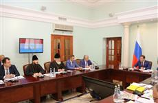 Дмитрий Азаров провел совещание по подготовке к визиту Патриарха Кирилла