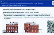 Появилась визуализация проекта ретро-почты в доме купца Иванова в Самаре