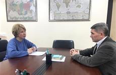 Врио Главы Чувашии провел встречу с руководством АСВ по ситуации с Чувашкредитпромбанком