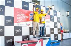 Lada Sport Rosneft Rally заняла первое командное место на Кубке России по классическому ралли
