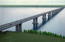 Строительство моста через Волгу должно начаться в 2019 году